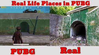 Real Life Places in PUBG   Real Life Erangel   Part 2