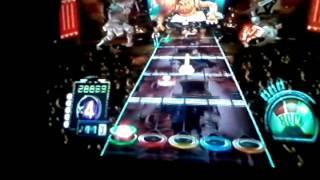 guitar hero 3 rock nacional 2 (irresponsables - babasonicos)