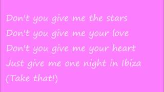 Mike Candys & Evelyn Feat. Patrick Miller - One Night in Ibiza Lyrics HD/HQ
