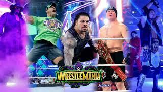 "WWE WrestleMania 34 Highlights Theme: ""DEVIL"" -Shinedown [WWE Edit]"