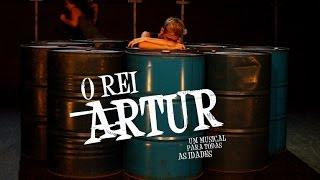O REI ARTUR, um musical para todas as idades! PROMO #1