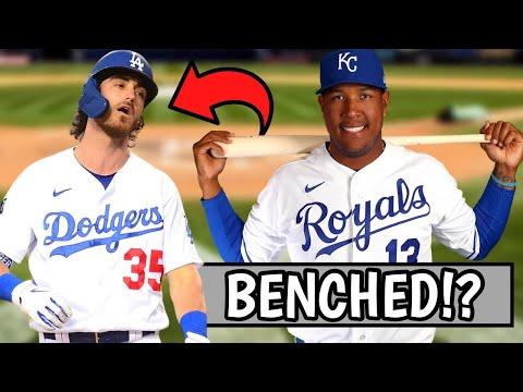 Cody Bellinger BENCHED, Now a PLATOON Player!? Salvador Perez vs SHOHEI, Red Sox (MLB Recap)