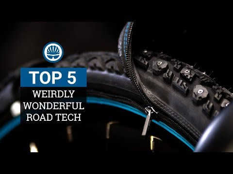 Top 5 - Weird & Wonderful Road/Gravel Cycling Products