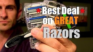 Best Deal on Great Razors: How To Shave and Save Money (Shave MOB Rocks!) width=