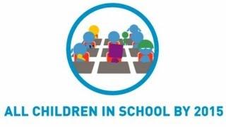 57 million children out of school
