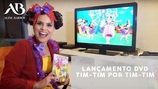 Lançamento do DVD TIM TIM POR TIM TIM