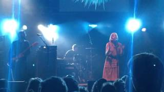 Aurora - Give me some love live on Aiwaves 2015