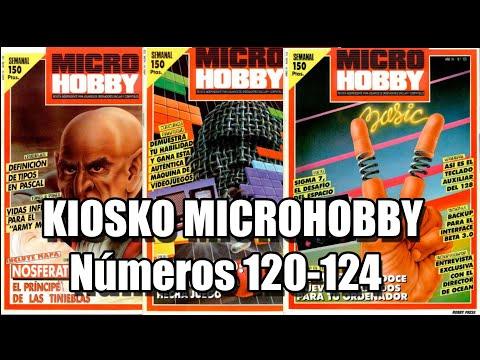MICROHOBBY KIOSKO 120 124