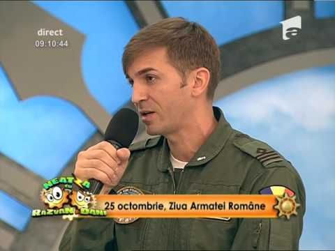 25 octombrie - Ziua Armatei Române