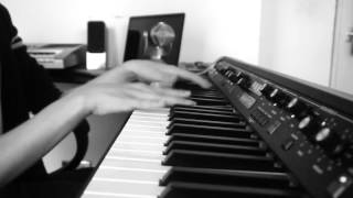 Exile vilify (The National) Piano Cover