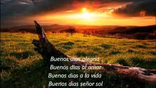 Los Ángeles Azules - Buenos Días Señor Sol (Letra Canción)