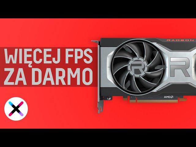 WIĘCEJ FPS ZA DARMO? 😍 | Co to jest AMD FSR i jak działa? ft. @blackwhite TV