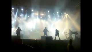 Alphaville - Sounds Like A Melody - Live @ Hegyalja Fesztivál 2012 /Extract/
