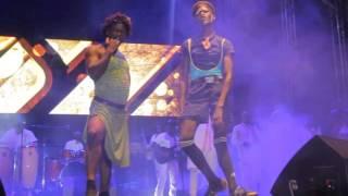 King Kong & Manala Performing Mariaroza at [Mbilo Mbilo Concert]
