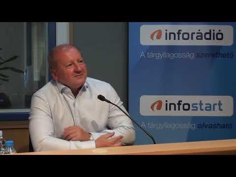 InfoRádió - Aréna - Simicskó István - 2. rész - 2020.08.03.