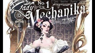 Lady Mechanika La Belle Dame Sans Merci #1 est disponible!