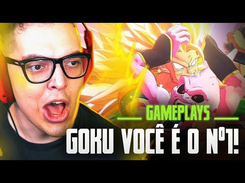Kid Boo vs Goku - Dragon Ball Z: Kakarot com Hagazo
