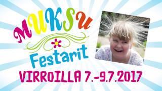 Muksufestarit Virroilla 7.-9.7.2017