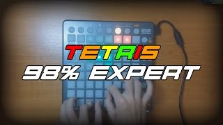 Tetris Hero 98% Expert | Launchpad Cover by SoNevable