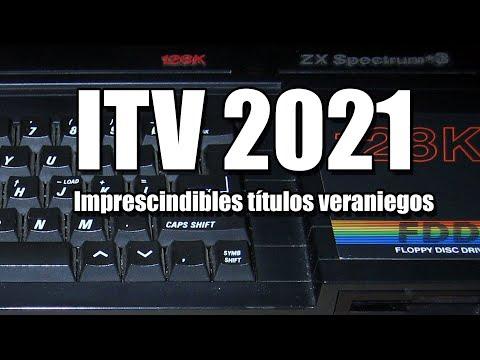 Imprescindibles Titulos Veraniegos ITV ZX SPECTRUM 2021