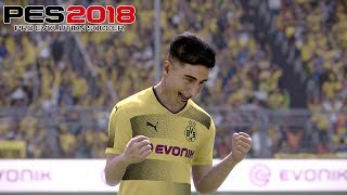 PES 2018 - Gameplay Compilation #4 | FACIAL EXPRESSION & EMOTION