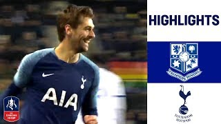 Tranmere0-7 Tottenham   Llorente gets a Hat-Trick as Spurs Strike 7!   Emirates FA Cup 18/19