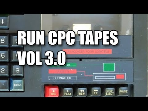 RUN CPC TAPES VOL 3