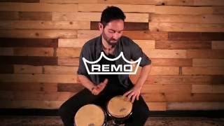 Remo + Roland Garcia: Basic Bongo Tuning