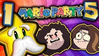 Mario Party 5: To Dream - PART 1 - Game Grumps VS