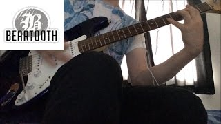Beartooth - Censored Guitar Cover