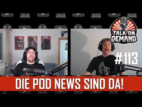 Episode 113 – Die Zeit verfliegt doch es gibt immer NEWS im Print on Demand Business!