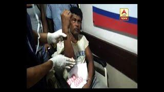 Blast in Kajipara, Nagerbazar,  South Dum Dum municipality chairman claims, he was the tar