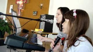 Viviane e Marielen - SILOÉ 2011 (amar como Jesus amou - Pe Zezinho)