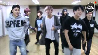 BTS- War of hormone [Fangirling DZ version]