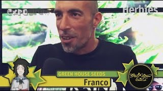Herbie Interviews Green House Seeds