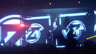 Zedd Addicted to a memory Live 2016.01.10 Japan