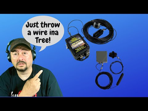What the Heck is a Long Wire Antenna? - Ham Radio