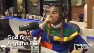 That Moment 6ix9ine Knew He Fucked Up