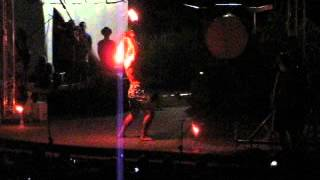 World Beat 2013 - Hawaiian Flame Man