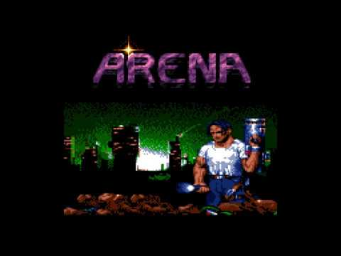 ARENA: Maze Of Death - Game Gear by SEGA