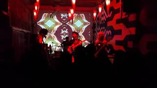 Peninsula feat. Omar Mannequin LIVE - Nodriza Studio - MTY, MX.