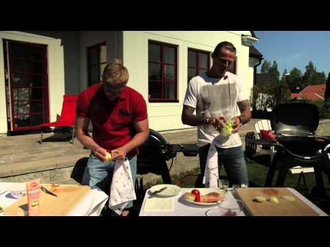 HAMBURGERKAMPEN avsnitt 1. Ostburgarnas ostburgare