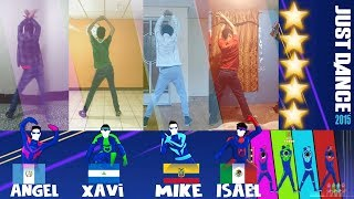 Just Dance 2015   Best Song Ever - One Direction   Collab With AngelJD - Mike - AiZaelC