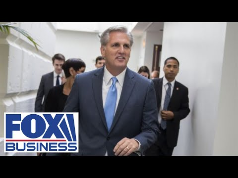 House Minority Leader McCarthy holds press conference
