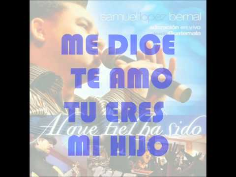 Caricias De Amor de Samuel Lopez Bernal Letra y Video