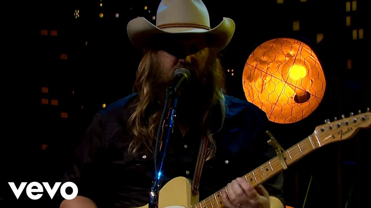 Ticket Liquidator Chris Stapleton All American Road Show Tour Sunlight Supply Amphitheater