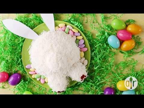 How to Make Easter Bunny Butt Cake   Easter Recipes   Allrecipes.com