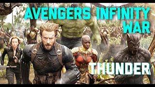 Avengers: Infinity War // Thunder