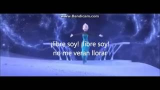 libre soy version pelicula (karaoke)
