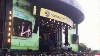 Pitbull Back In Time LIVE @ Wireless Festival 2012